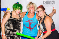 Pittsburg ArtWalk Photobooth, August 2014