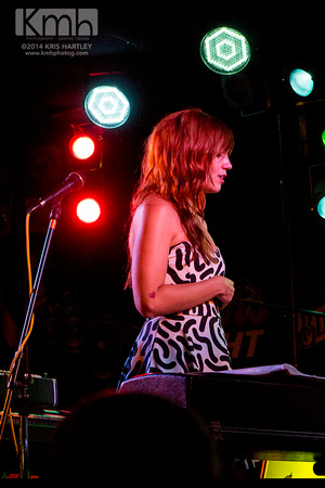 The Mixtapes at Cartoon's Oyster Bar in Springfield, MO, August 16, 2014