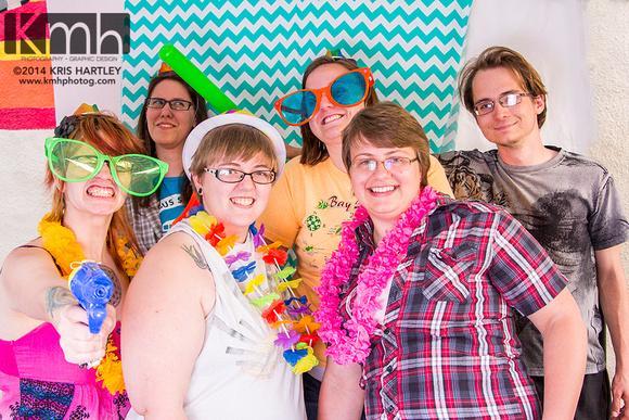 Pittsburg ArtWalk Photobooth, April 2014