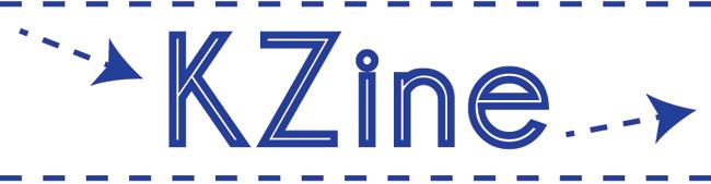 KZine logo