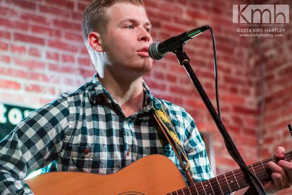 Carter Hulsey, Ryan Reid, Jake Messer at JB's Piano Bar Joplin MO